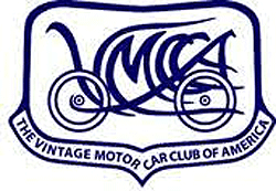 The Vintage Motor Car Club of America